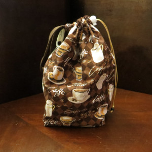 Coffee Diner Project Bag